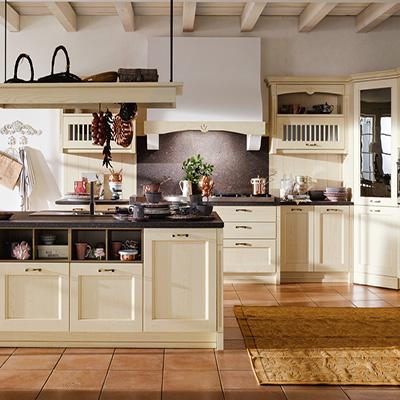 Arredamento cucina di pentima mobili with arredo cucina for Idee arredo cucina classica
