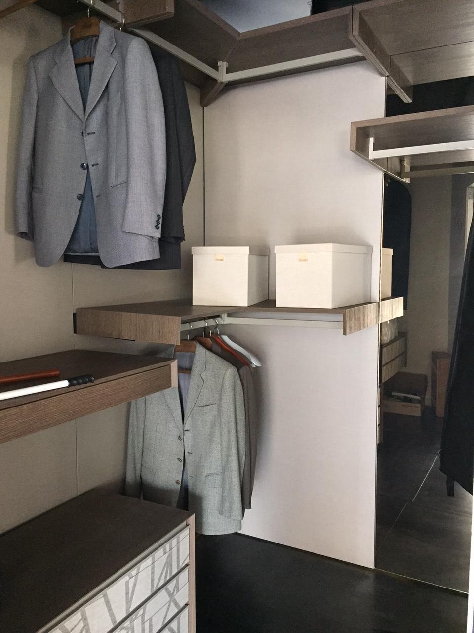 Ante scorrevoli per cabina armadio di pentima mobili - Ante per cabina armadio ...