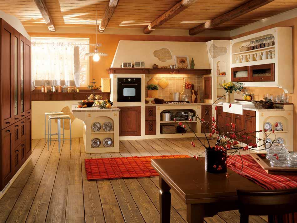 Cucina in muratura di pentima mobili - Mobili colombini opinioni ...