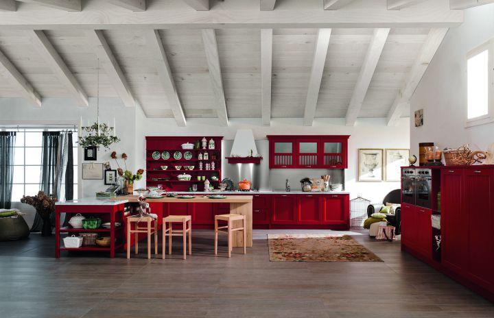Arredamento cucina classica   di Pentima mobili