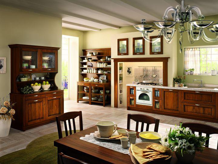 Arredamento cucina classica di pentima mobili - Arredamento cucina classica ...