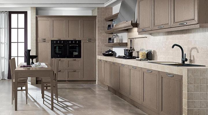 Cucina in muratura di pentima mobili - Foto cucina in muratura ...